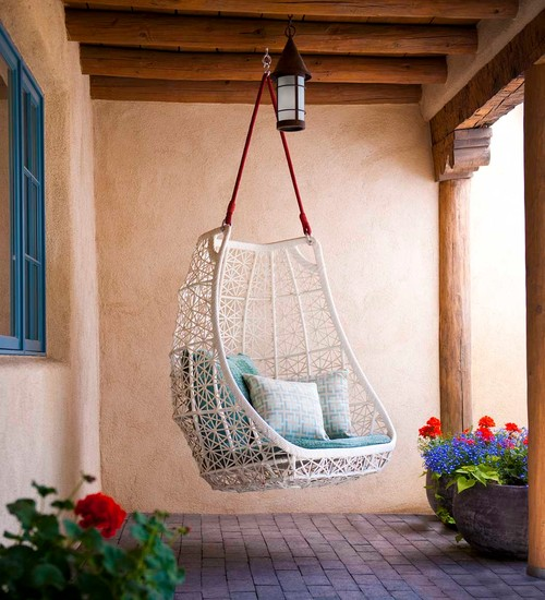Alternative outdoor seating