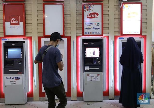 Tak Gratis, Transfer Sesama BRI Lewat ATM Kini Kena Biaya Rp 1.000