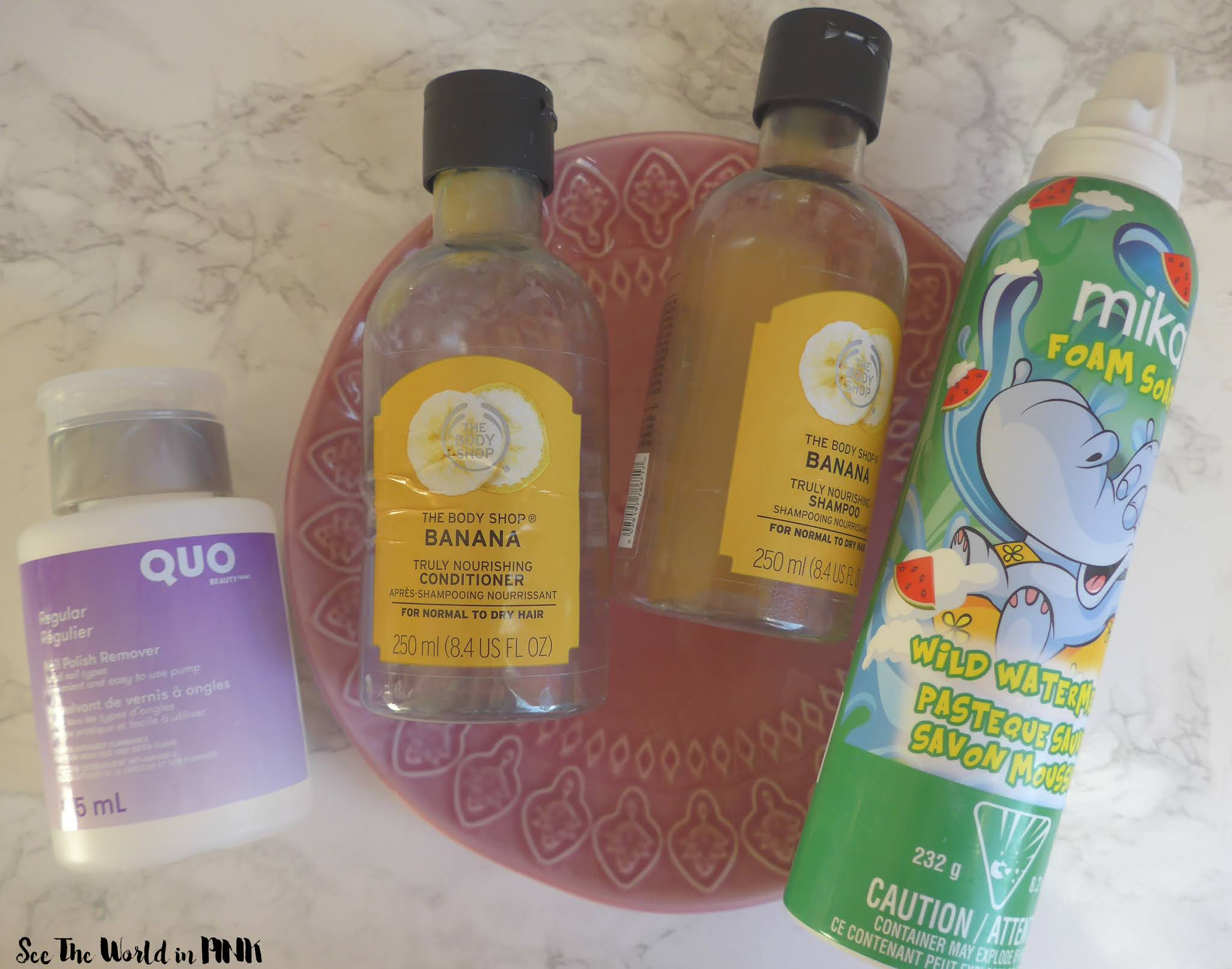 Monthly Beauty Empties - March & April 2021