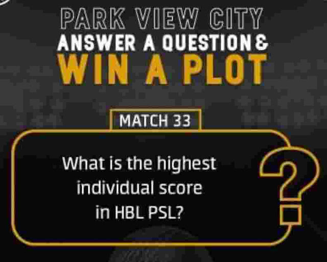 What is the highest individual score in PSL?
