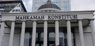 Info Pendaftaran Kerja Online di Mahkamah Konstitusi (MK) Terbaru 2017