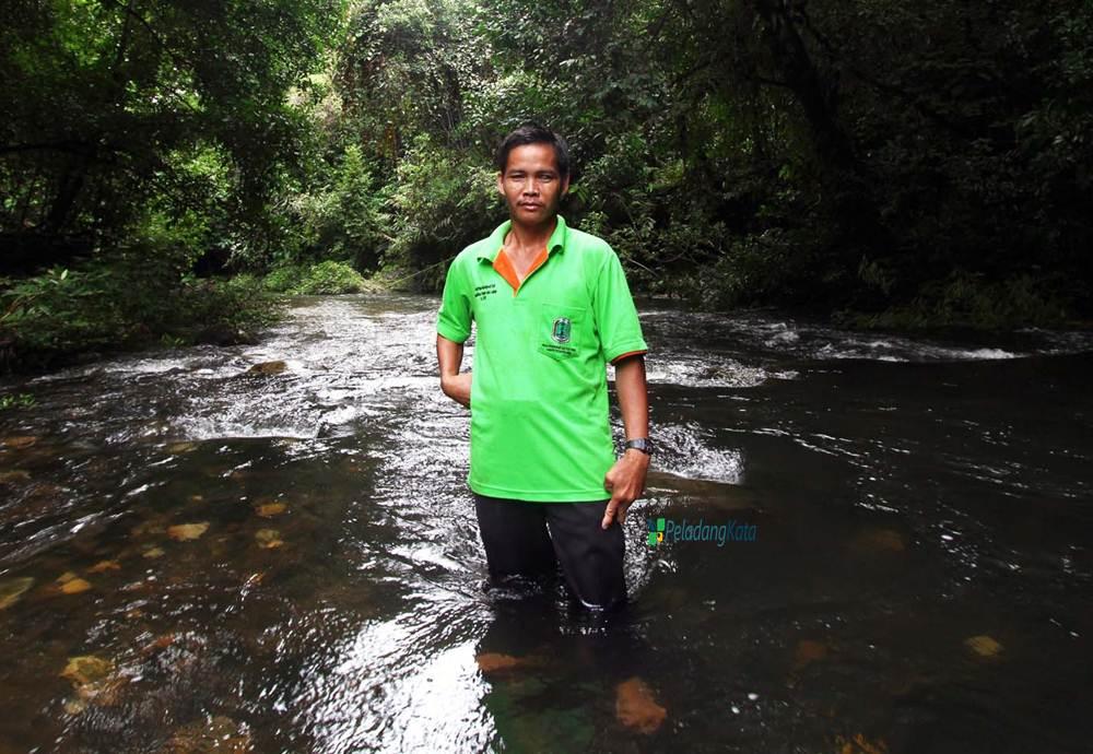 Kepala Desa Tanjung Dingo Markus