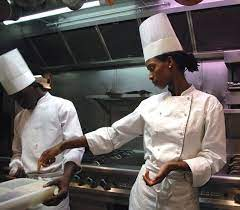Personnels de cuisine