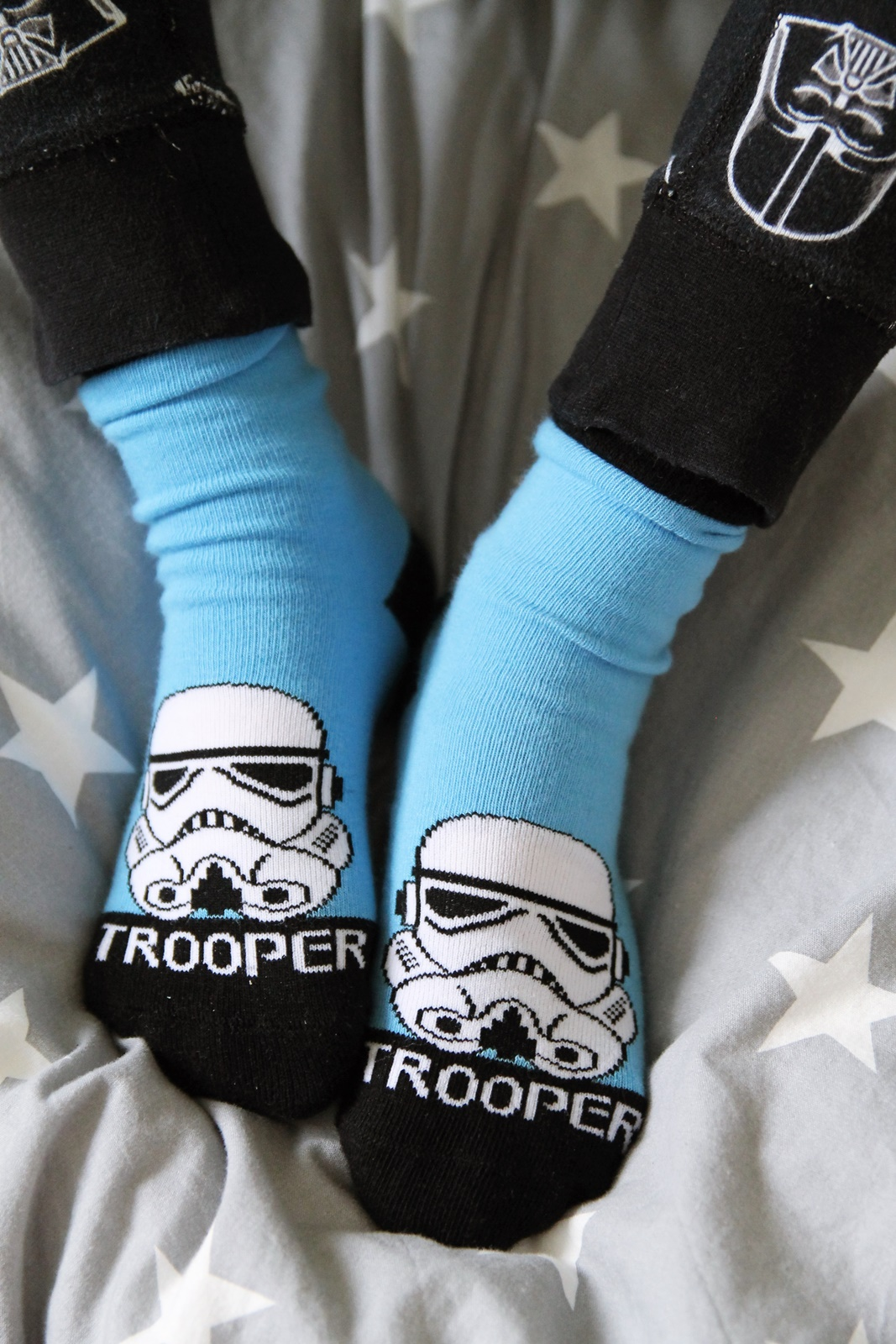 Star Wars Trooper socks