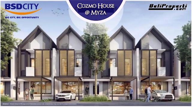 myza cozmo house