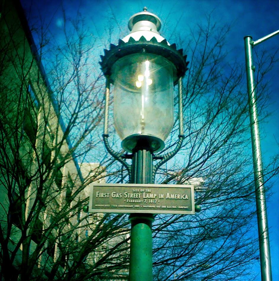 Bge Street Light Out