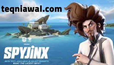 Spyjinx - أفضل ألعاب الأندرويد لسنة 2021
