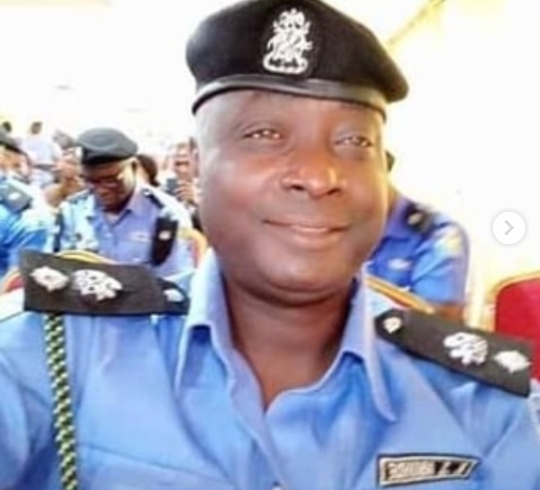 Policeman killed in a riot between task force and motorcyclists in Lagos