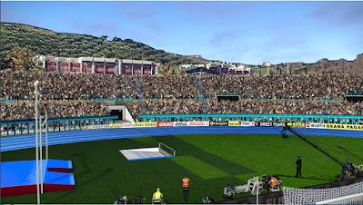 PES 2020 Stadium Stadio Gigi Marulla