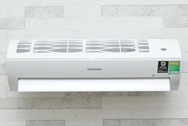 Điều hòa một chiều Samsung Inverter 1.5 HP AR12JVFSBWKNSV