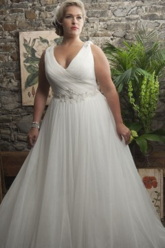 Plus Size Used Wedding Dresses
