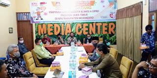 KPU Kabupaten Mojokerto