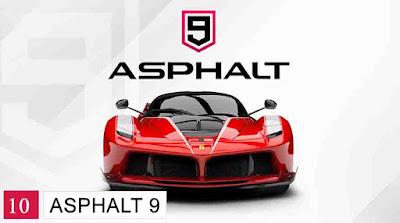 Asphalt 9 game balapan terbaik di Indonesia
