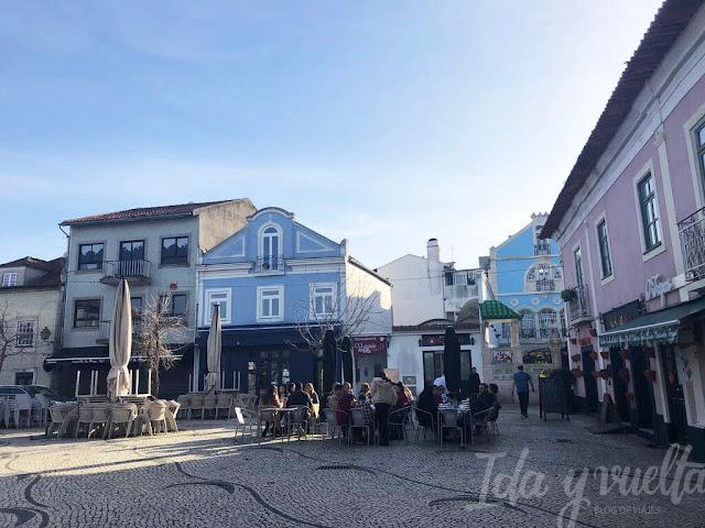 Qué hacer en Aveiro Plaza del Mercado de Pescado