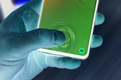 ultrasonic fingerprint scanner