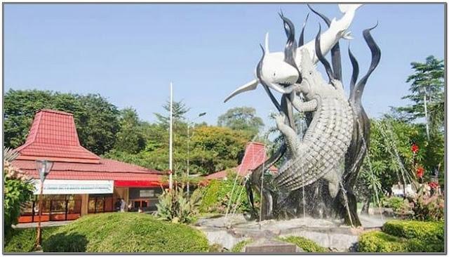 Kebun Binatang Surabaya;10 Top Destinasi Wisata Surabaya;