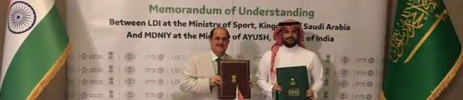 HISTORICAL: Formal Yoga Standards In Saudi Arabia Soon As Country Signs MoU With India
