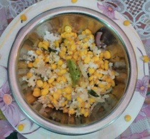 Kosumbari Salad for Rama Navami