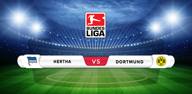 Hertha Berlin vs Borussia Dortmund Prediction & Match Preview