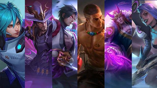 Bocoran Skin dan Hero Mobile Legends