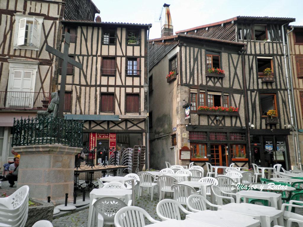 Village de la Boucheríe de Limoges