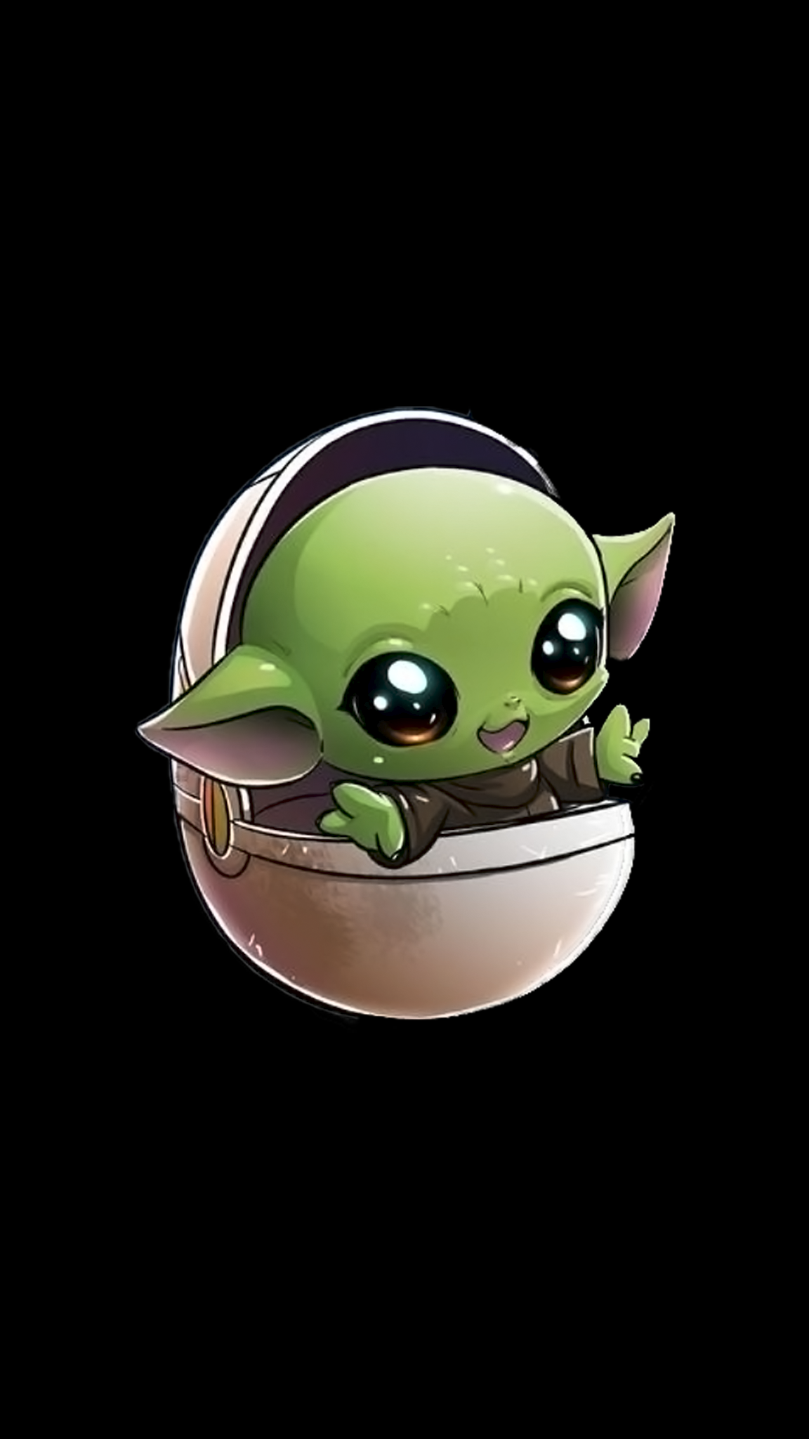 The Child Baby Yoda Background Wallpapers Heroscreen