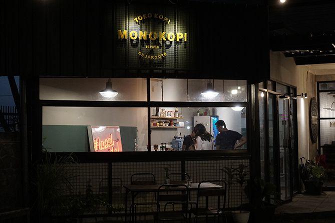 Toko Kopi Monokopi Jepara sejak tahun 2016