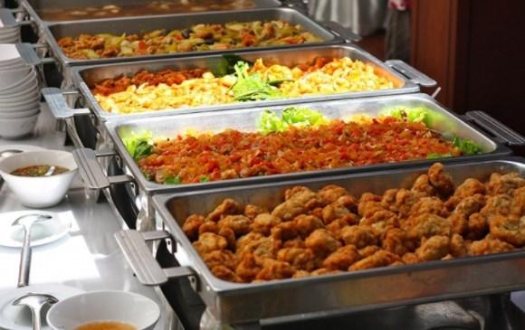 Menu Paket 500 Orang Catering Pernikahan Jasa Catering Di