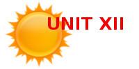 UNIT XII