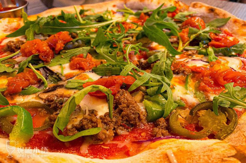 【永康街商圈美食】Gusto Pizza。全亞洲前五十大披薩吃過戒不掉