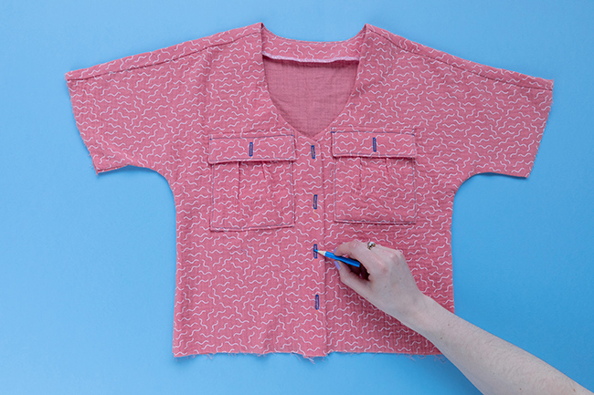 Alexa jumpsuit and playsuit sewing pattern - Tilly and the Buttons