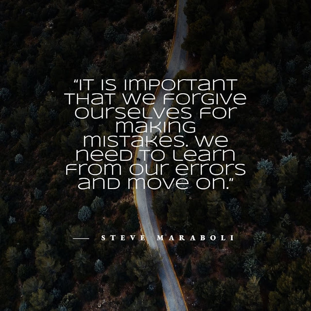 Famous quotes on mistakes