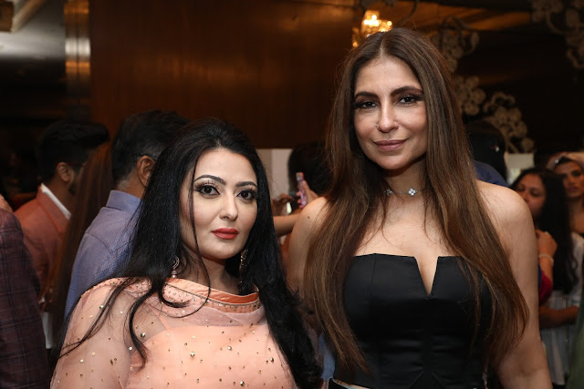 Tanya Sood and Tanisha Mohan
