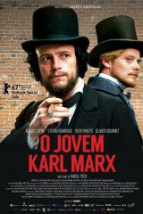O Jovem Karl Marx 2017 - Legendado