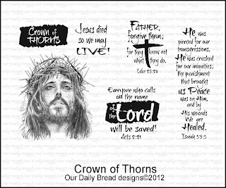 Our Daily Bread Designs, Crown of Thorns
