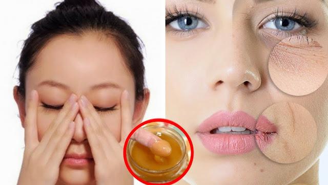 5 phương pháp xóa nếp nhăn vùng mắt bằng mật ong nhanh chóng