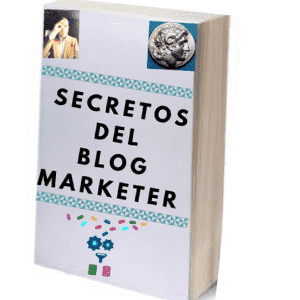 el ebook de los secretos del blog del marketer contiene información guía para el marketing digital