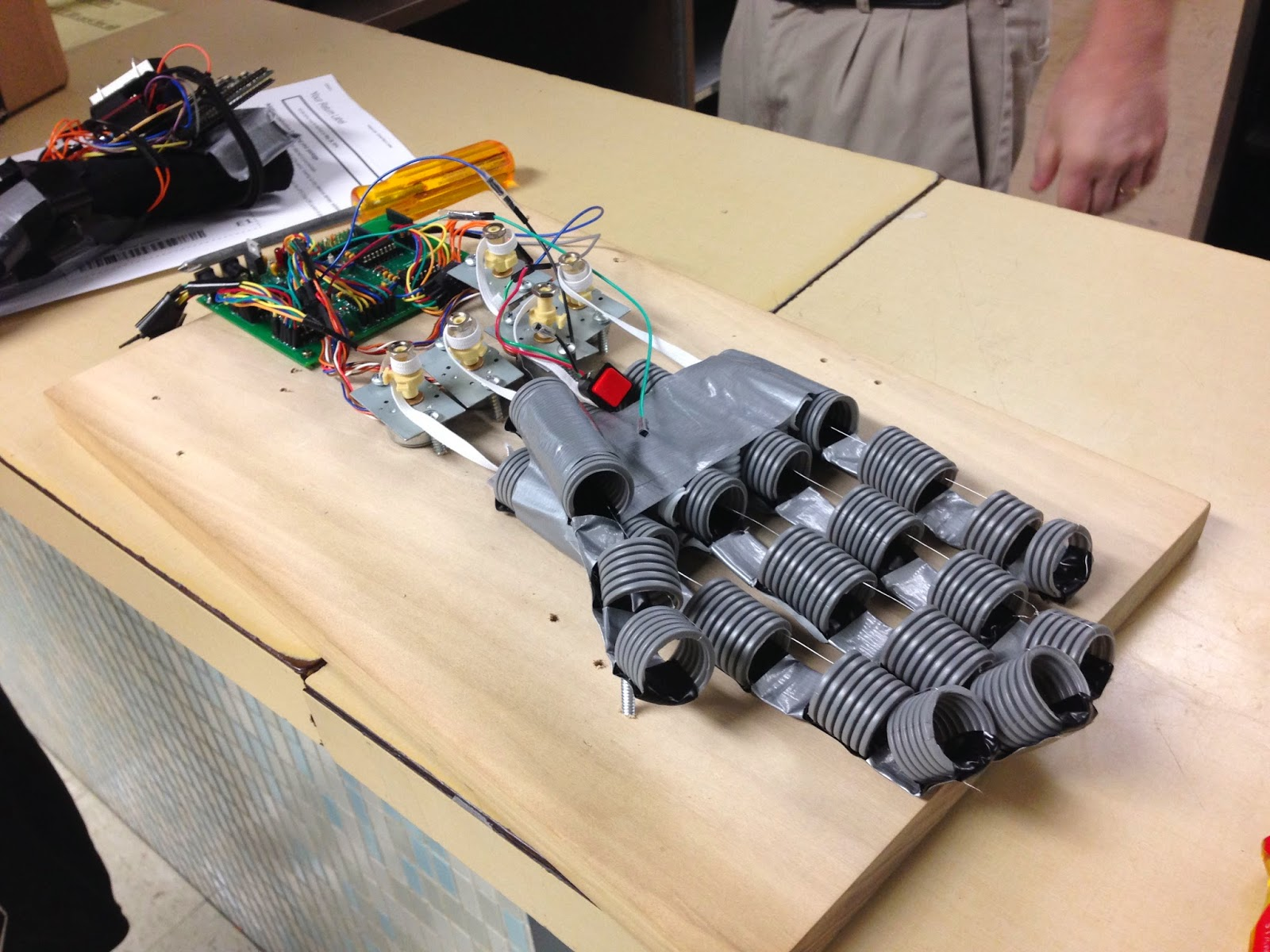 Ee445l Embedded Systems Design Competition Spring 2014