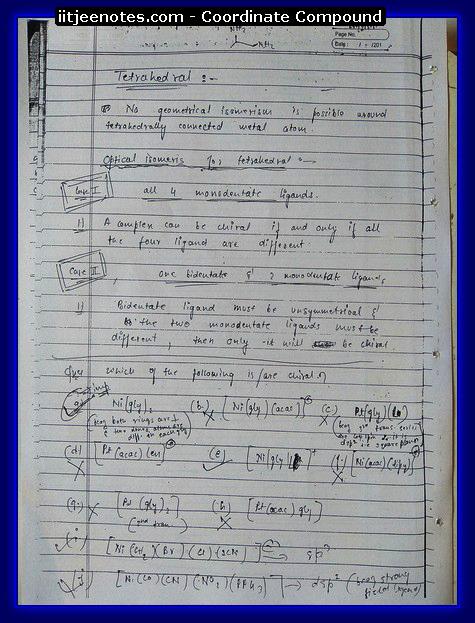 Co-Ordinate Compound6