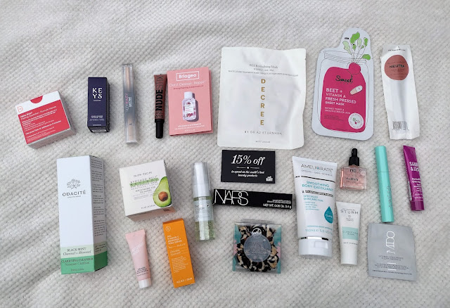 Cult Beauty Haul Plus Goody Bag Gift With Purchase