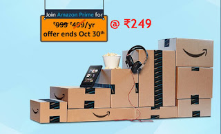 Amazon Prime @ ₹250-DealsArena