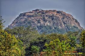 Huliyurdurga Fort, Karnataka