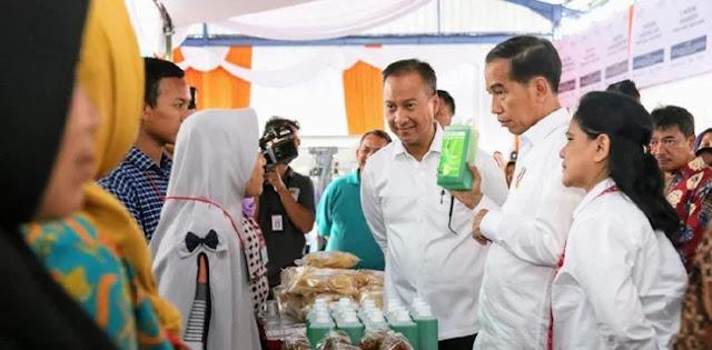 Dinas Kesehatan Garut Tunggu Izin Sabun Pesanan Jokowi