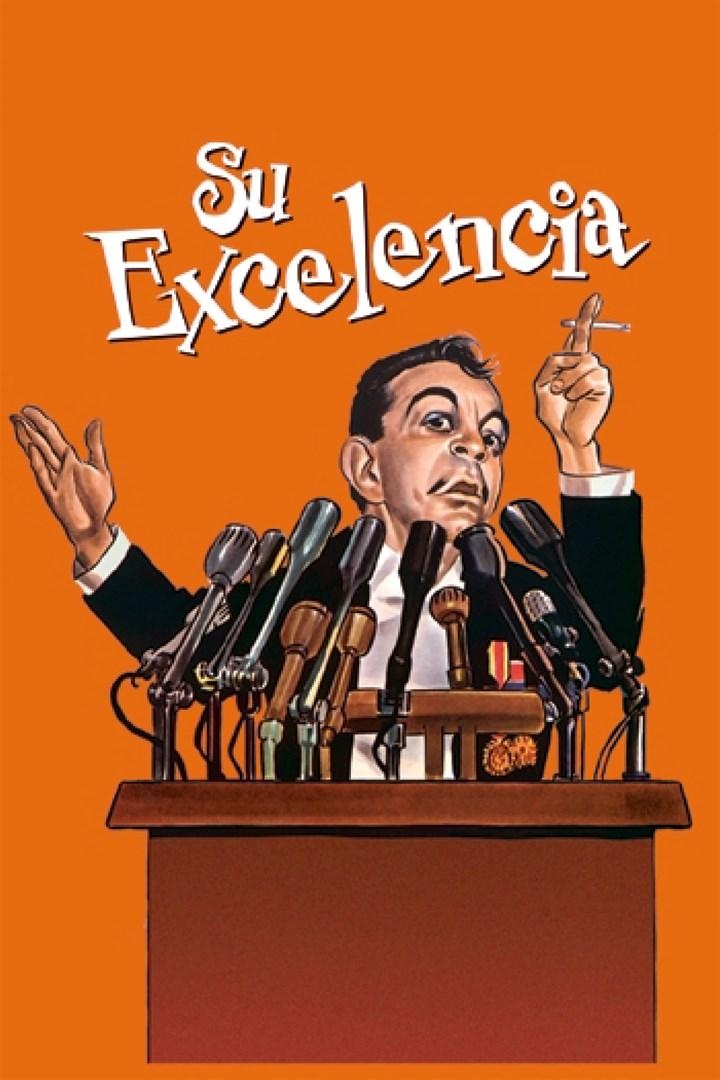 Su excelencia [1967] [DVDR] [NTSC] [Latino]