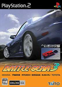 Battle Gear 3 PS2 ISO (Ntsc-J) (MG-MF)