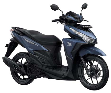 Spesifikasi Lengkap dan Harga All New Honda Vario 150 eSP Terbaru 2015