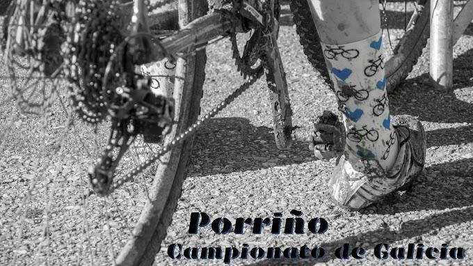 Las fotos del Campeonato de Galicia de Ciclocross de O Porriño - Fotos Luz Iglesias