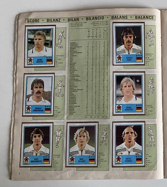 Figurine Germania 1980