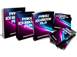 pakej 101 ebook PLR