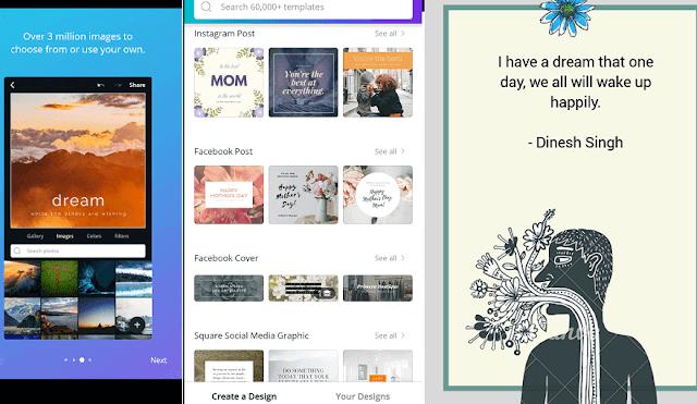 Cara Download 5 Aplikasi dan Situs Pembuat Poster Terbaik Untuk Android, iPhone, PC & Mac 2